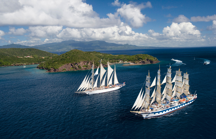 Star Clippers Cruise Specialist